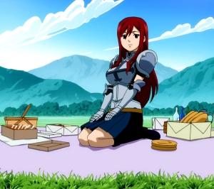 erza picnic
